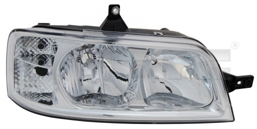 REFLEKTOR LAMPA TYC PEUGEOT BOXER (244)