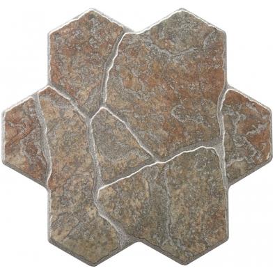 Płytki Podłogowe Kamień Mat 40x40 Gres Taras 7519478535 Allegropl
