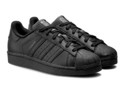 adidas superstar czarne damskie allegro