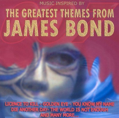 THEMES FROM JAMES BOND - SAME HITY, NAJTANIEJ!