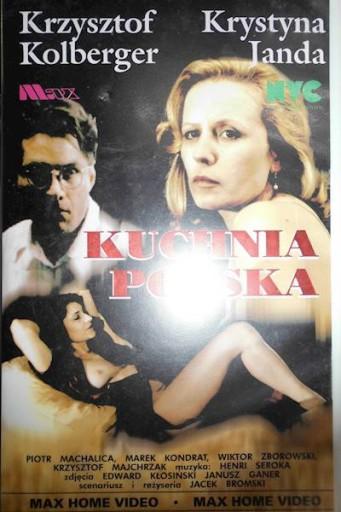 Kuchnia Polska Vhs Kaseta Video