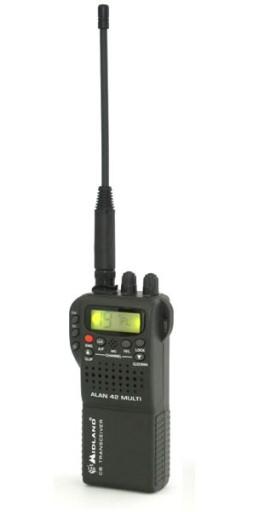 cb radio RĘCZNE ALAN 42 MULTI gwarancja faktura