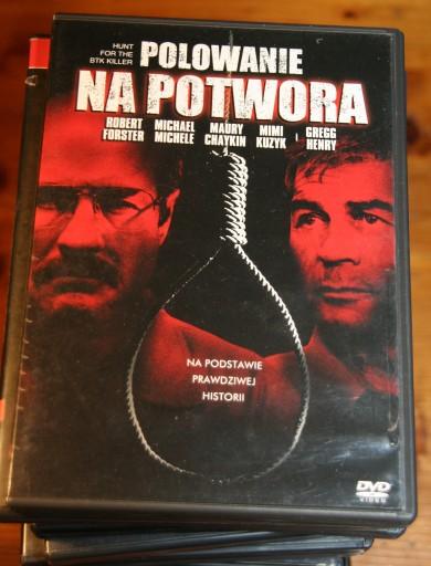 POLOWANIE NA POTWORA       DVD