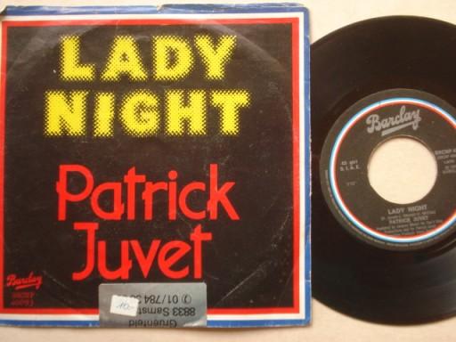 PATRICK JUVET - LADY NIGHT - VIVA CALIFORNIA