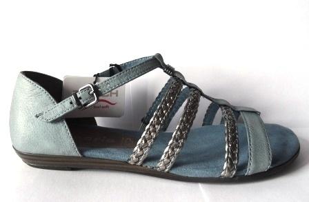 sandały z zamkiem na pięcie allegro