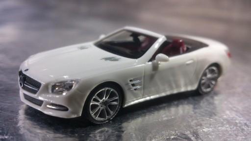 024839 Mercedes-Benz SL-Klasse Cabrio 1:87 HO