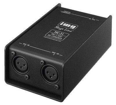 sumator mikrofonowy 3-1 MC-31 IMG STAGE LINE