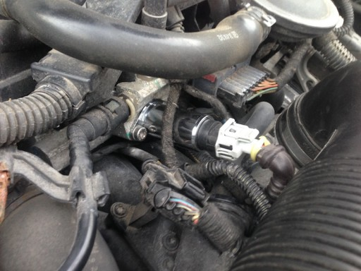 Opel 2.2 Direct Z22YH regulator ciśnienia paliwa