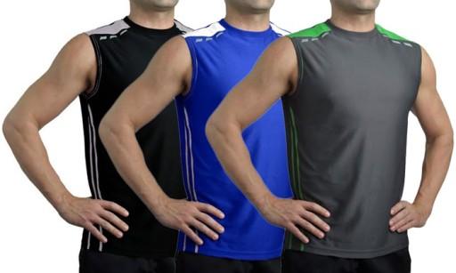 REEBOK koszulka bez rękawów z USA  L