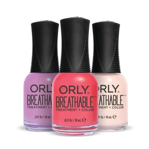ORLY Breathable - odżywka w lakierze! 42 kolory!