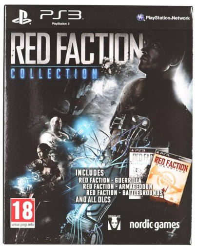 Gra PS3 Red Faction Complete Collection EN