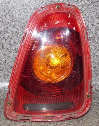 Mini R56 lampa prawa tylna tył Bielsko