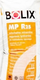 Bolix Mpr25 Tynk Mineralny Kornik 2 5mm 25kg 5273035072 Allegro Pl