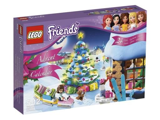 Lego Friends 3316 Kalendarz Adwentowy Nowosc 7633114927 Allegro Pl