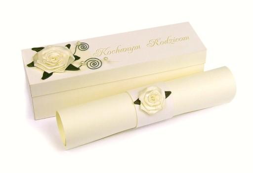 Zaproszenia ślubne Dla Rodziców świadków Vip Rulon 6391300931