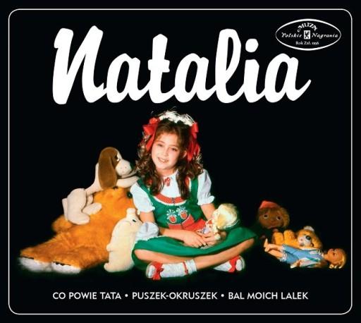 Natalia Kukulska Cd Natalka Piosenki Dla Dzieci 8984216911 Allegro Pl