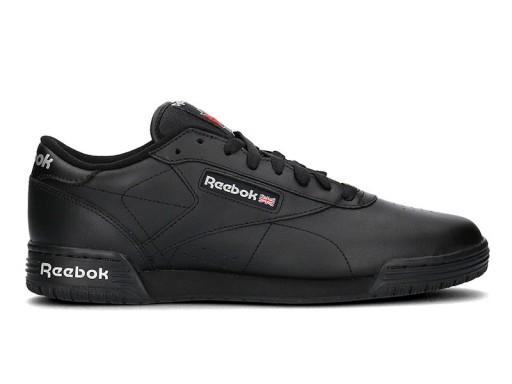 Czarne Buty Męskie Sportowe Reebok rozmiar 45