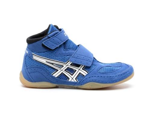 Buty zapaśnicze Asics Matflex 4 dziecięce 27 N