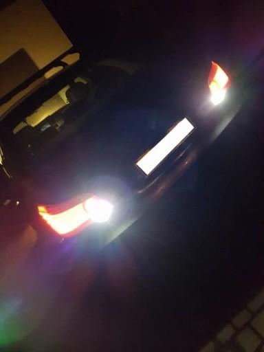 lampy led bmw e90 nocy