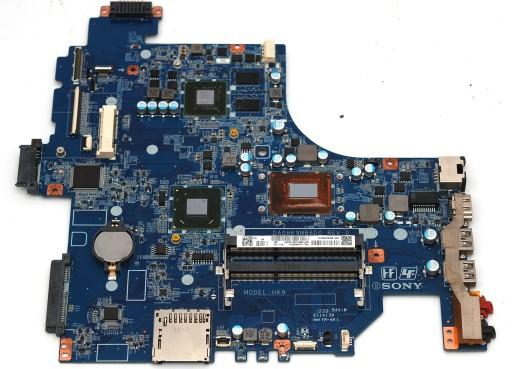 Plyta Glowna Sony Vaio I3 Svf152a29 Fv 9035 Sklep Z Czesciami Do Laptopow Allegro Pl