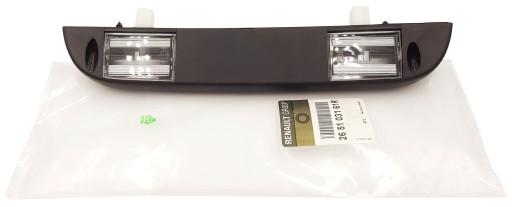 Renault Kangoo Ii Lampa Tablicy Rejestracyjnej Oe