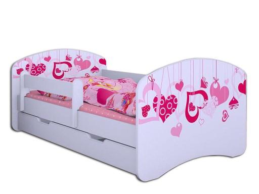 łóżko łóżka 16080 Materac Happy Meble Dziecięce