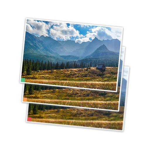 50 zdjęć 10x15 wywoływanie wywołanie odbitki
