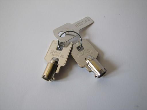 Kluczyk kluczyki KOD Harley NOWE OEM