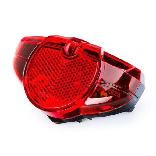 Lampa Lampka Axa Spark Na Bagażnik Dynamo 80mm Led
