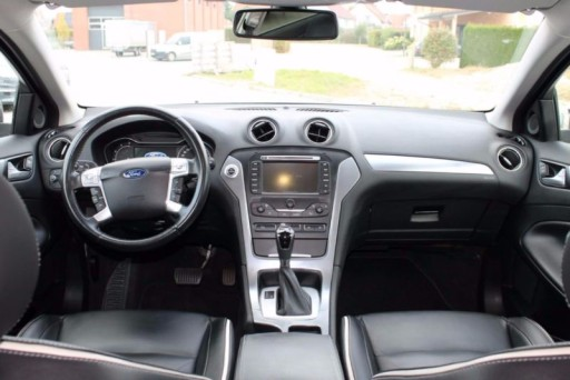 Konsola Deska Rozdzielcza Ford Mondeo Mk4 Lift Lubsko Allegro Pl