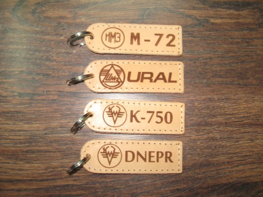 PENDANT LEATHERN JUCHTOWY URAL DNIEPR M-72 K-750