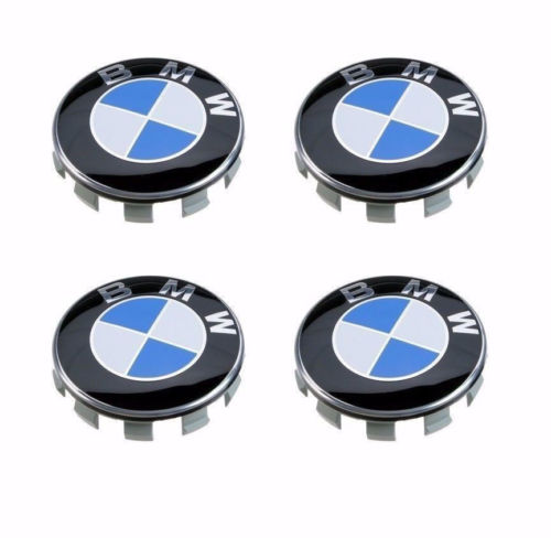 BMW 68mm DEKIELKI x 4 KOMPLET NOWY