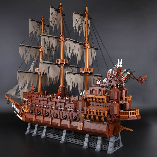 Klocki Piraci Z Karaibów Statek Latający Holender 7173578879