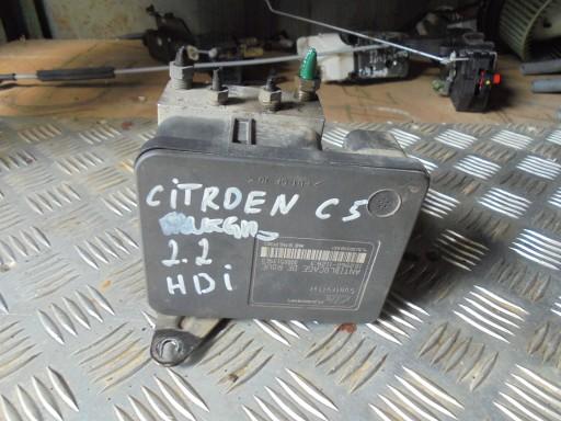 CITROEN C5 I 2.2HDI pompa ABS 00005139E0