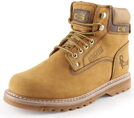 LEKKIE i WYGODNE buty skórzane trekingowe ROAD 40