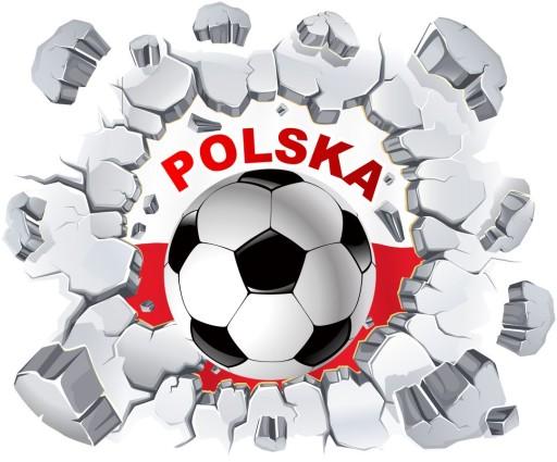 Naklejki Na ścianę 3d Piłka Nożna Piłki 3d 144cm 7005430626 Allegropl