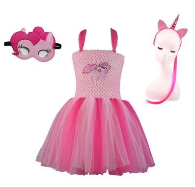 3cz Stroj Karnawalowy Little Pony Pinkie Pie 7632239034 Allegro Pl