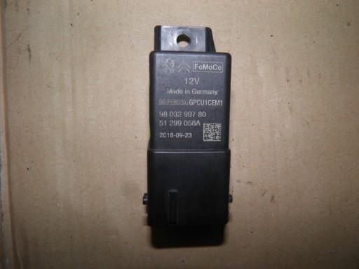 BOXER JUMPER 2.0 HDI 14- RELE ZVAKIU UZDEGIMO