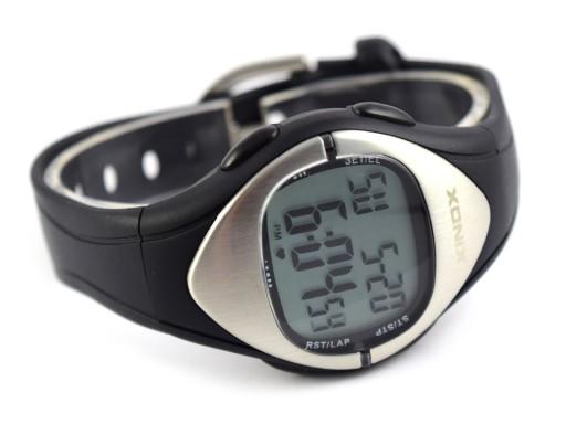 Zegarek damski Xonix HRM pulsometr wodoodporny