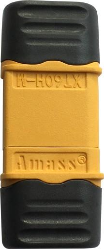 XT60H komplet z osłonkami, konektor AMASS oryginał