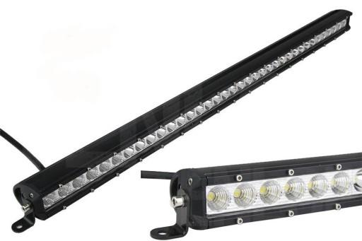PANEL LED SLIM OFF ROAD HALOGEN LAMPA 180W 13500