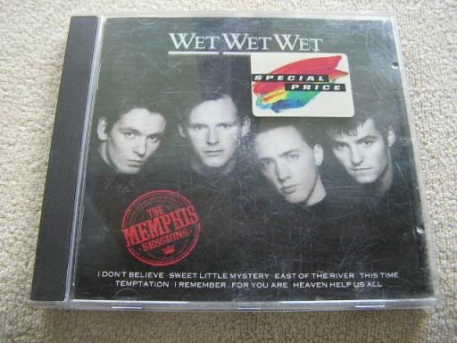 Wet Wet Wet - The Memphis Sessions (CD).53