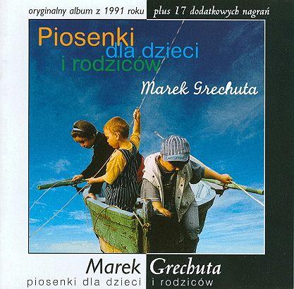 Marek Grechuta Piosenki Dla Dzieci I Rodzicow Cd 7271388559 Allegro Pl