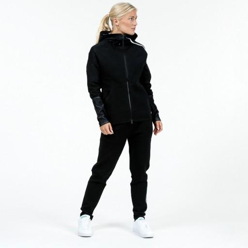 Parley Zne Hoodie In Black Black, kolor czarny (Adidas