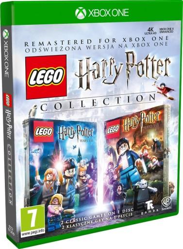 Lego Harry Potter Collection X1 Xbox One 109 90 Zl Stan Nowy Gra Zrecznosciowa 7606615000 Allegro Pl
