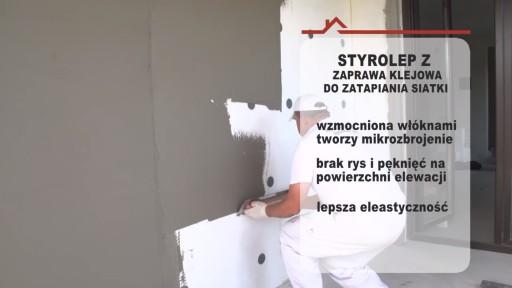 Tynk Zewnetrzny Zestawy Niskie Ceny 200m2 Hit 7495456261