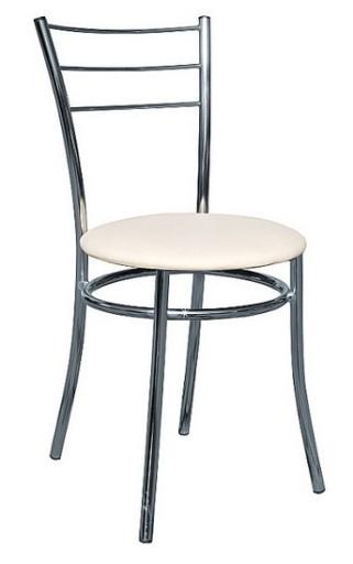 Krzesło Kuchenne Metalowe Silvio Do Kuchni Jadalni