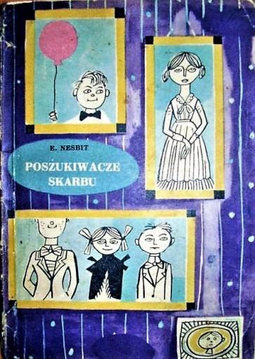 NESBIT - POSZUKIWACZE SKARBU - 1958r - il/WITZ