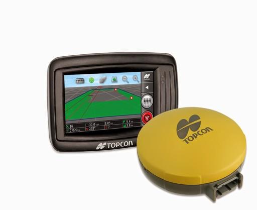 Nawigacja Rolnicza Gps Topcon X14 4 3 Z Antena Inowroclaw Allegro Pl