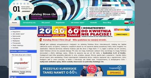 Katalog Stron i Firm - I2E - KOD